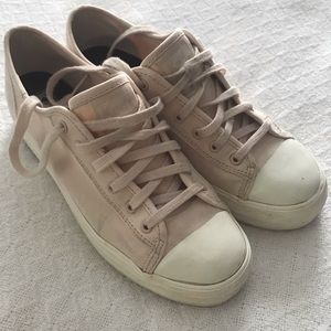 Keds platform blush sneakers size 5.5